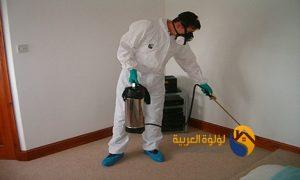شركة رش مبيدات حشرية بالقصيم