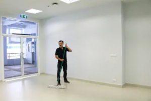 تنظيف المستشفى لؤلؤة العربية